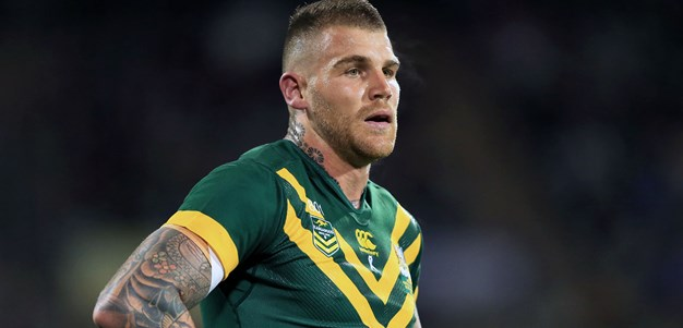 Dugan out for three weeks