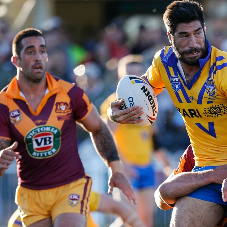 Tamou proves a timely point