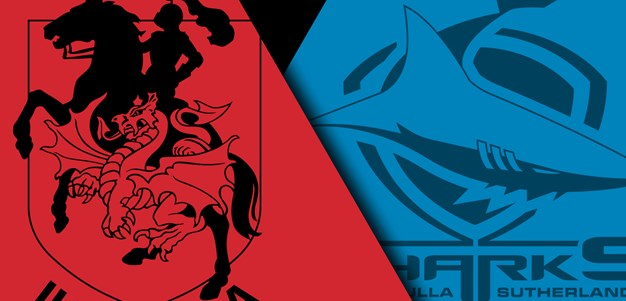 Dragons v Sharks: Schick Preview
