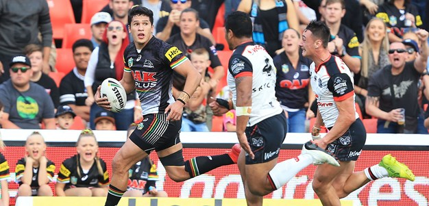 Panthers v Warriors: Five key points