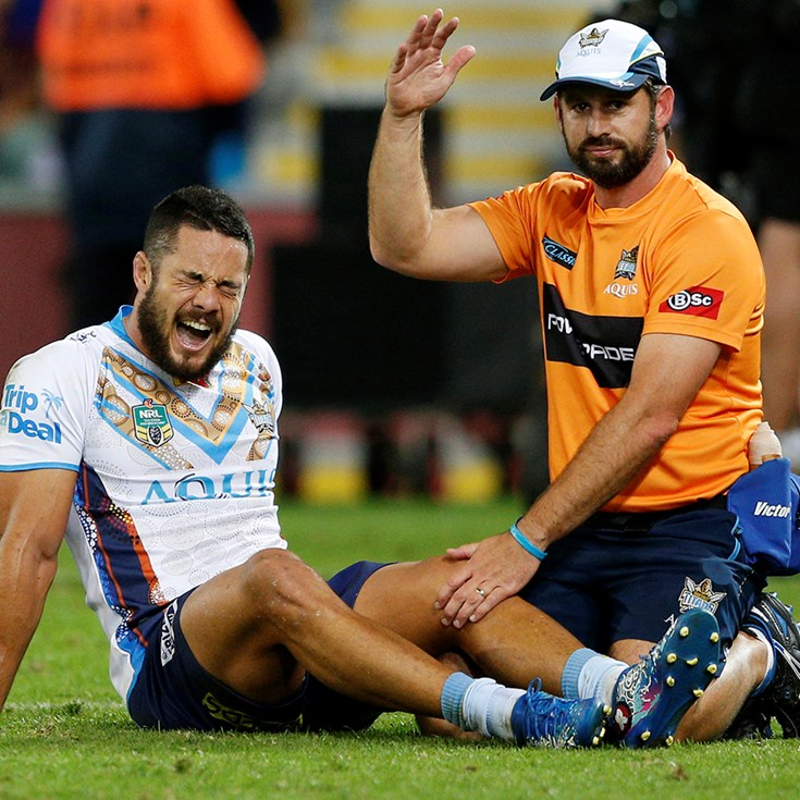 Costly price for Titans' miracle win