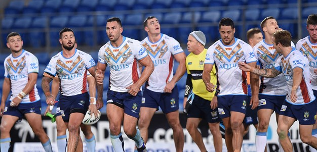 Titans disgusted by lack of fight