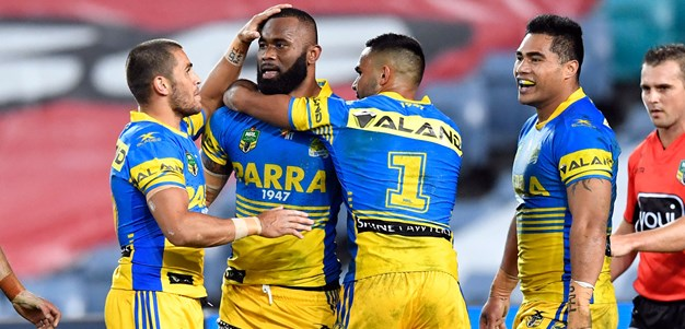 Eels hold off fast-finishing Bunnies