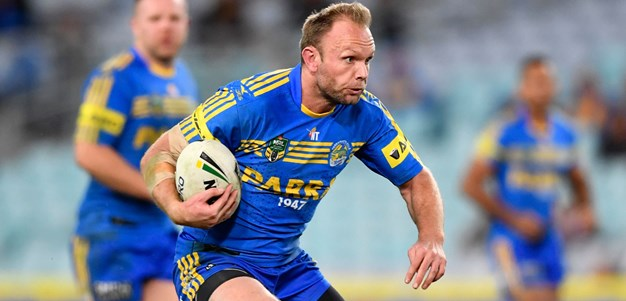 Eels' injury woes get even worse in tough win