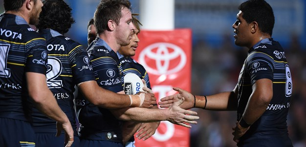 Cowboys record scratchy win over Titans