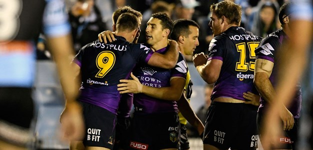 Resting Cronk pays off for Storm