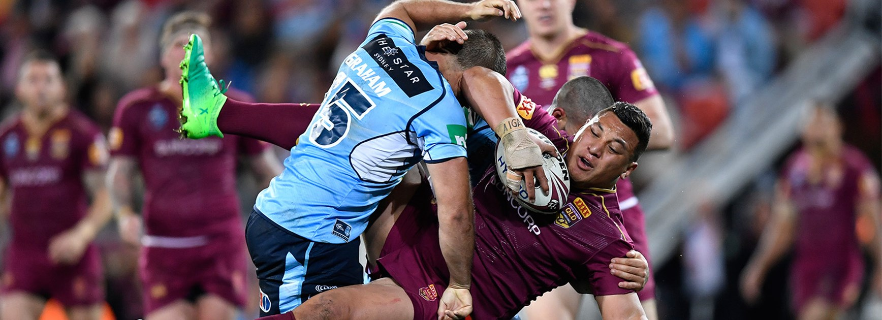 Papalii grateful for second shot at NSW giants
