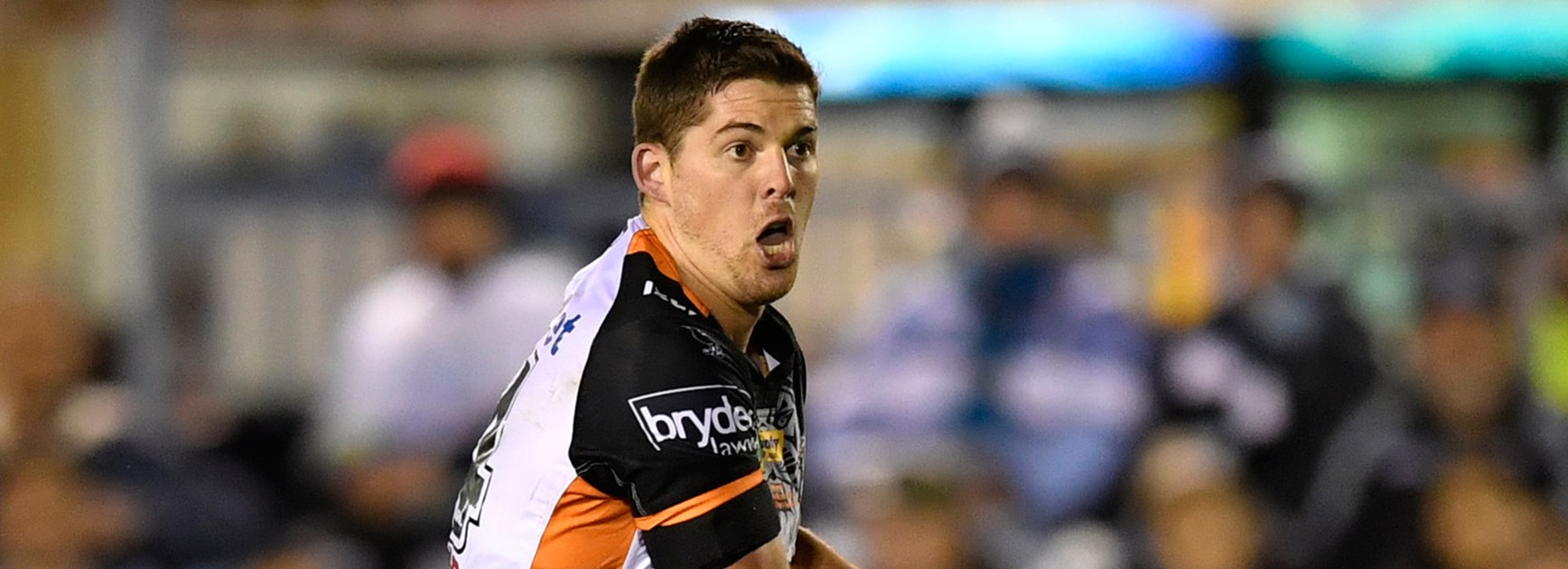 Eisenhuth re-signs with Wests Tigers