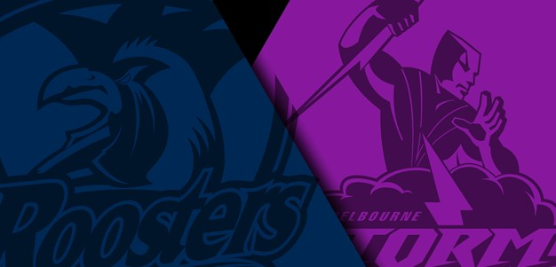 Roosters v Storm: Schick Preview