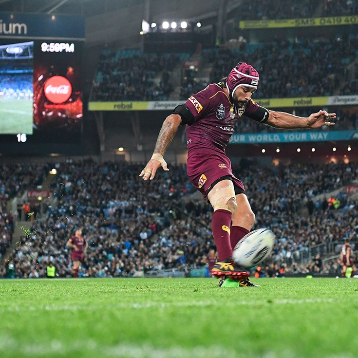 Thurston in doubt for 300th after heroic finish
