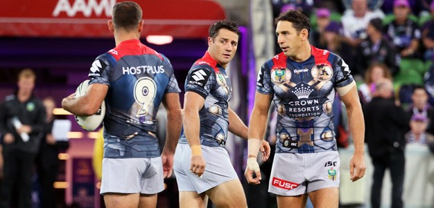 Smith, Slater and Cronk ruled out