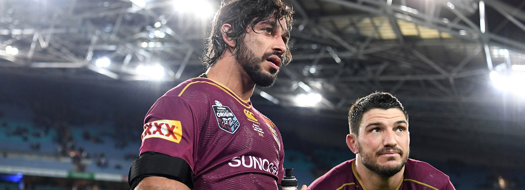 Thurston's final Origin act still to come