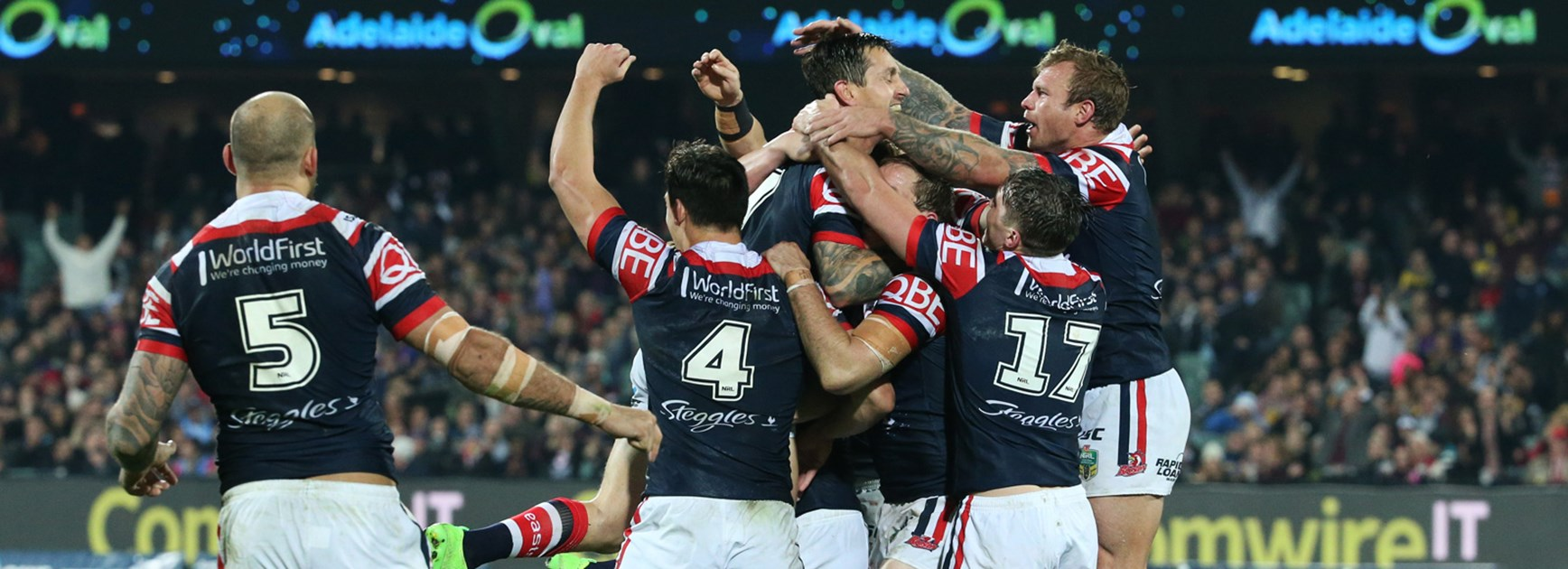 Roosters look to rebuild the 'Bondi wall'