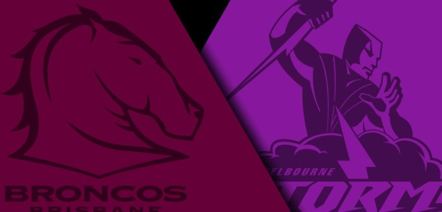 Broncos v Storm: Schick Preview