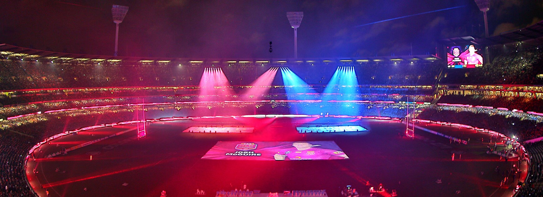 State of Origin lit up the MCG.