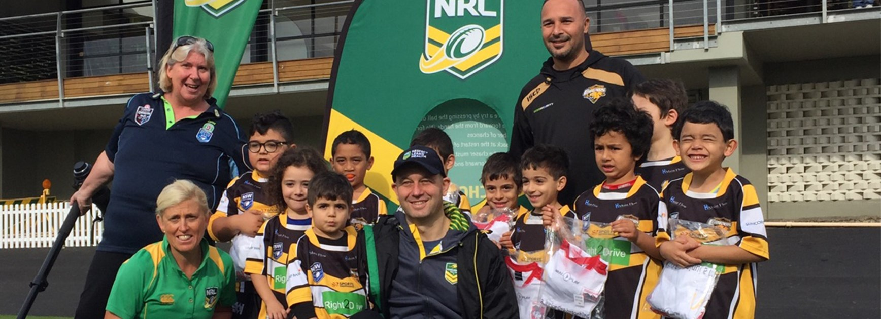 NRL heads back to the juniors
