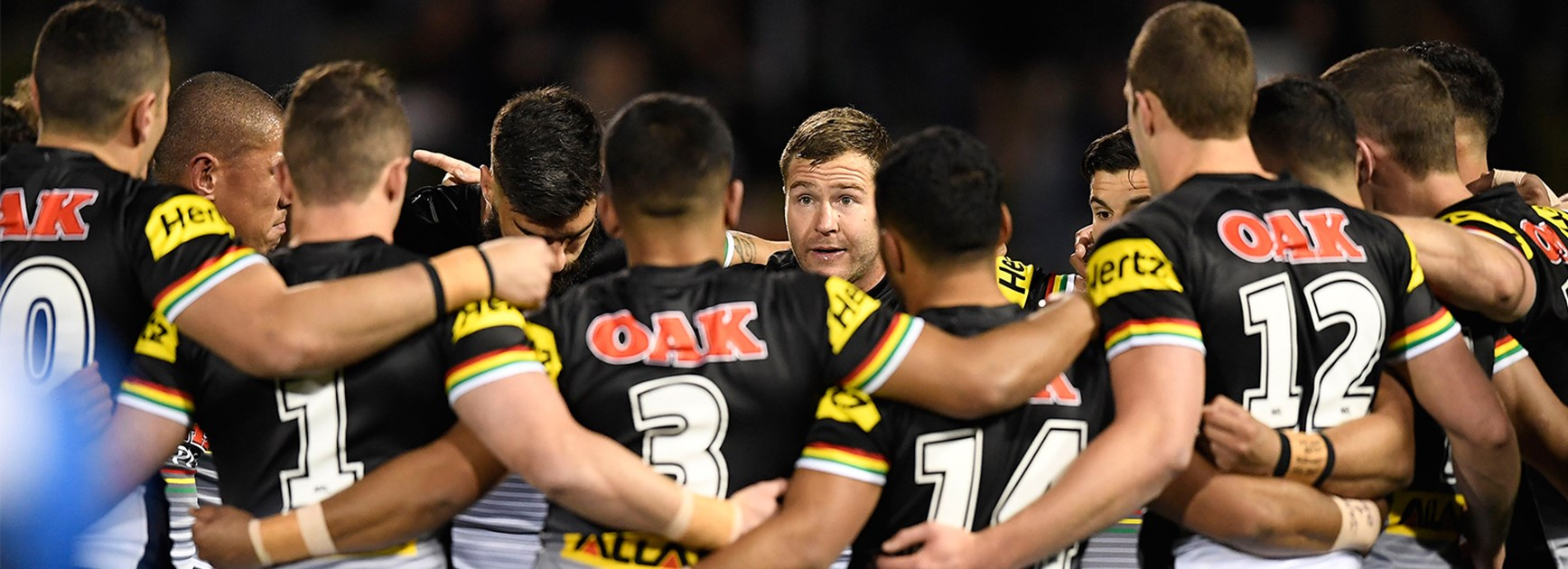 Forwards aim up in Panthers win