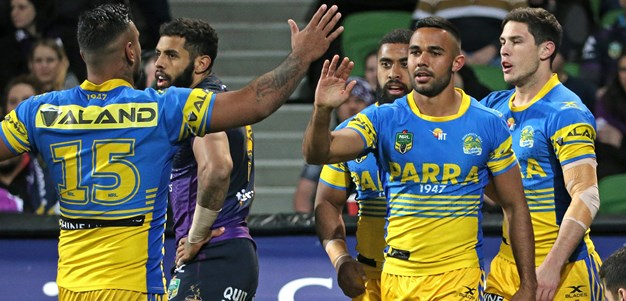 Eels too good for starless Storm
