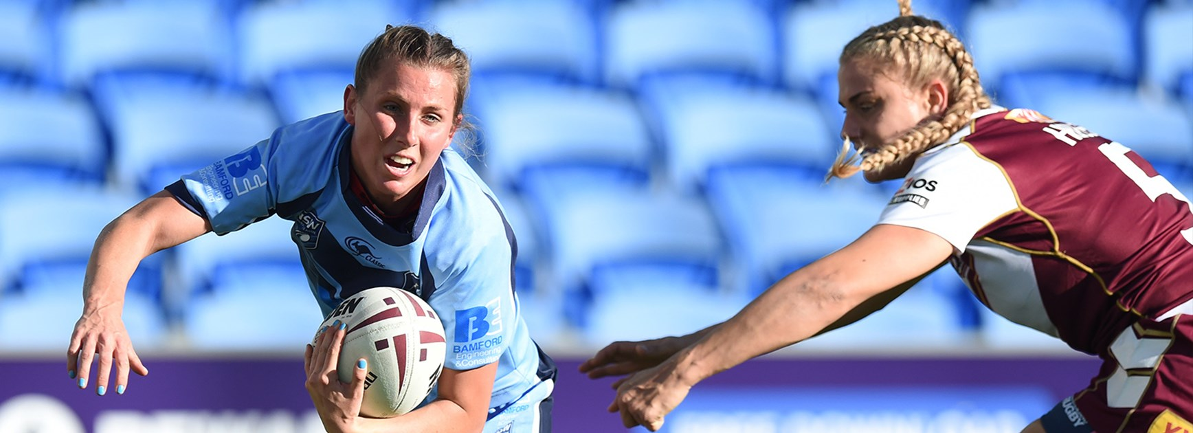 Stakes at an all-time high for NSW women