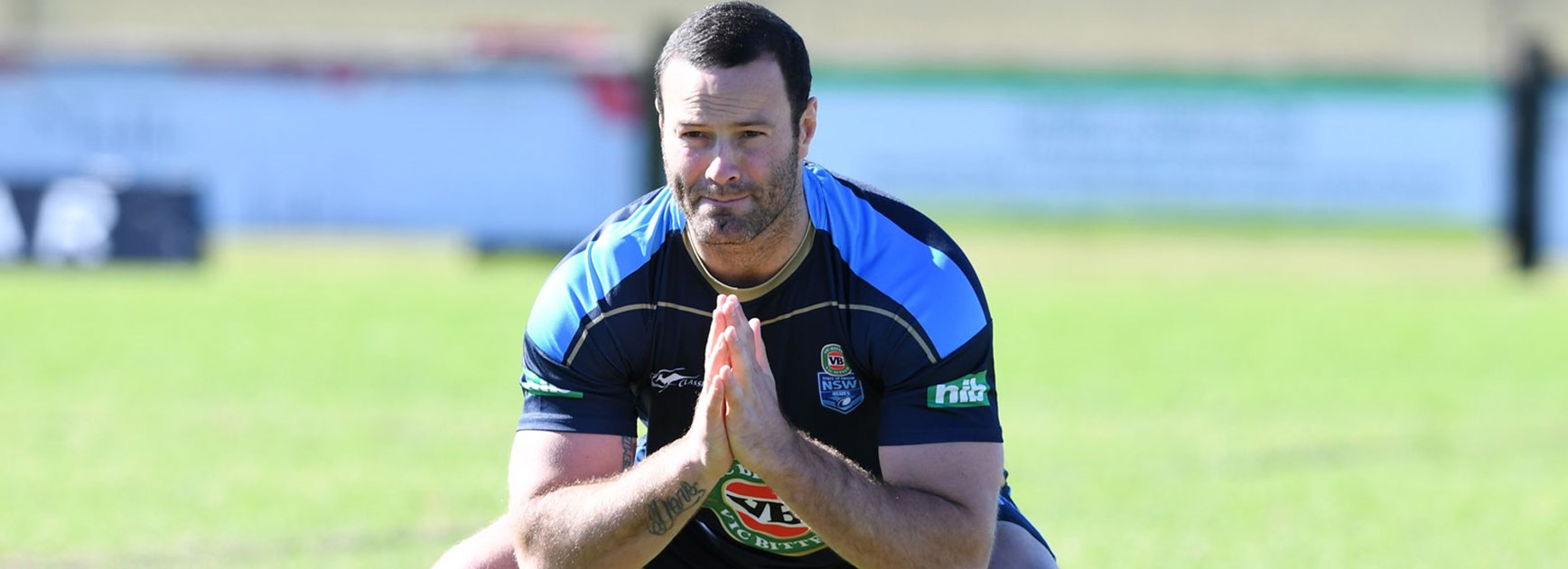 Cordner's Origin chances 'positive': Daley