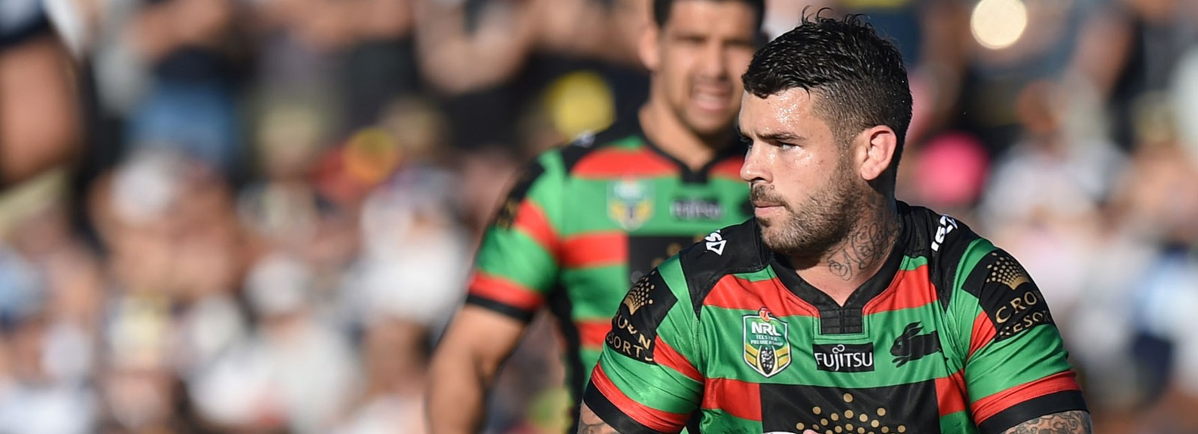 Updated team lists: Sharks v Rabbitohs