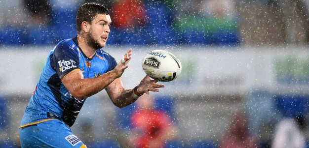 Taylor urged to become Titans' running man