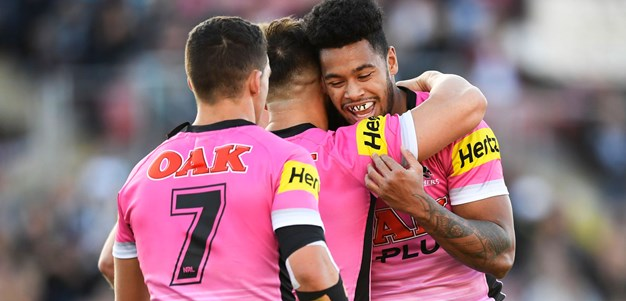 Panthers beat in-form Titans