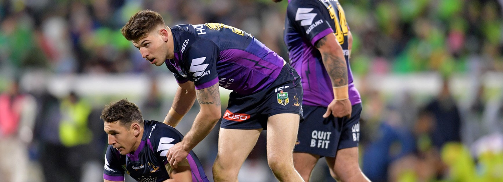 Smith and Slater in doubt: Cronk