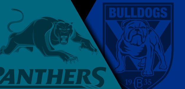 Panthers v Bulldogs: Schick Preview