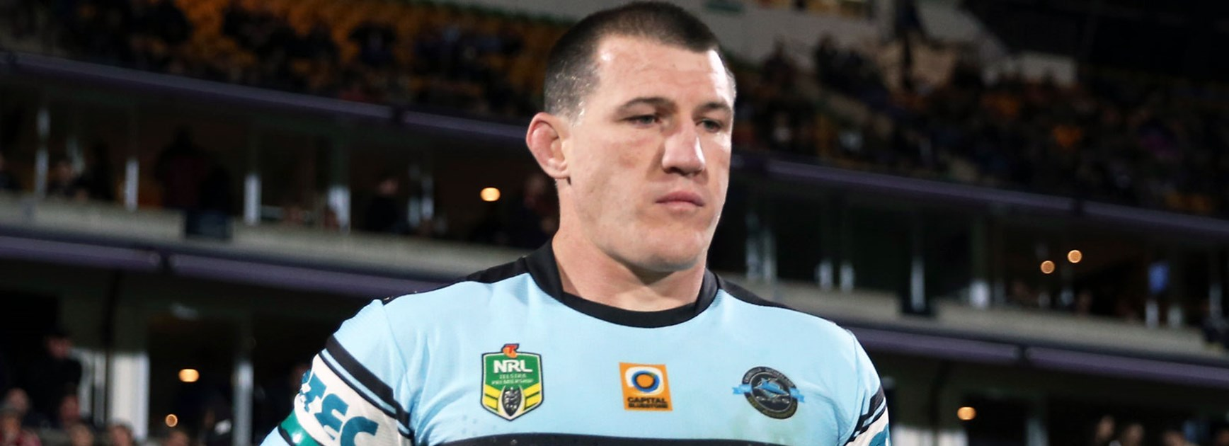 Sharks less potent than 2016: Gallen