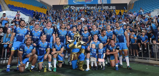 Titans vow to make fans proud in derby