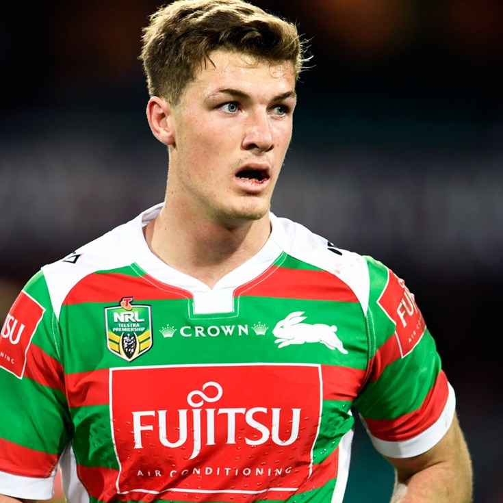 Souths rookie goes from the HSC to NRL