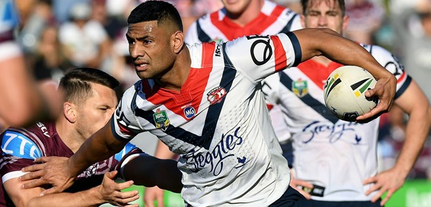 Updated team lists: Roosters v Cowboys