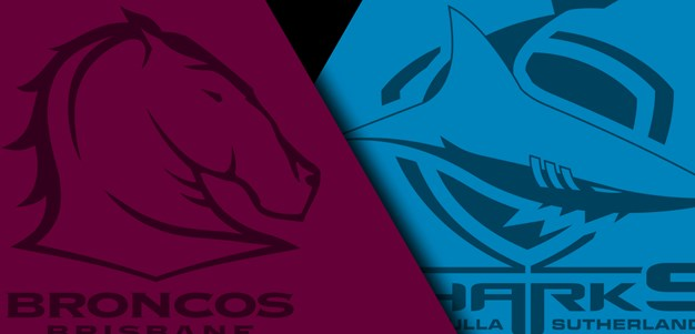 Broncos v Sharks: Schick Preview