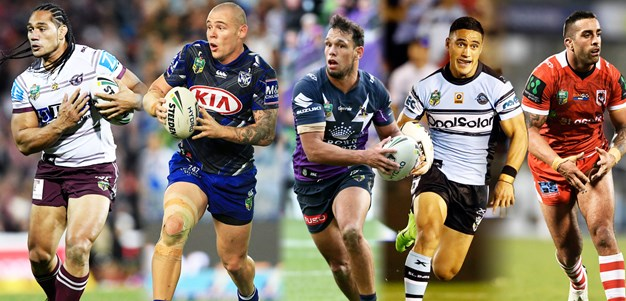 Top 50 players in the NRL: 50-41