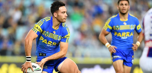 'That wasn't us': Eels desperate for hit-back
