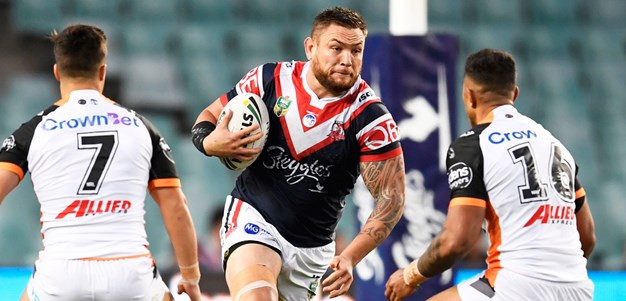 Roosters v Wests Tigers: Five key points