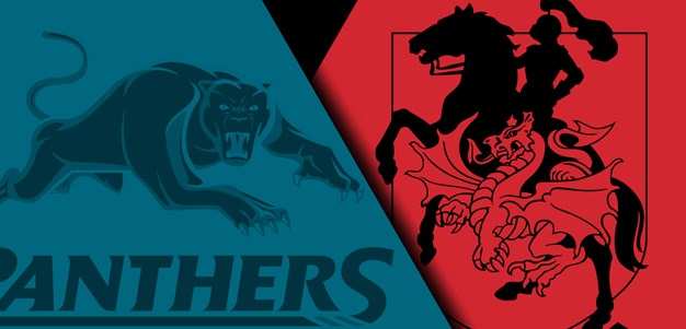 Panthers v Dragons: Schick Preview