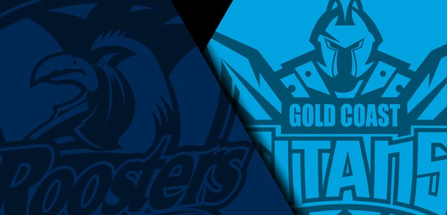 Roosters v Titans: Schick Preview