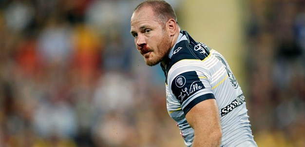 Cowboys name Matt Scott in extended squad