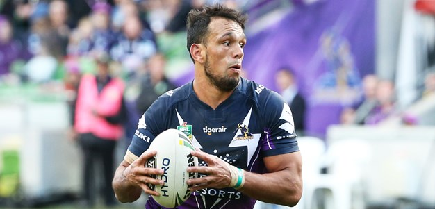 Storm looking to build into finals