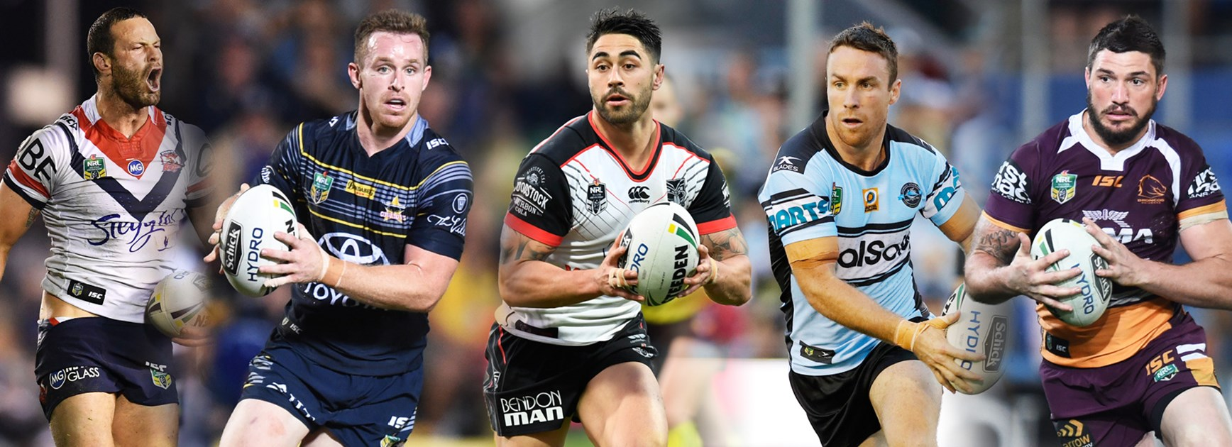 Top 50 players in the NRL: 20-11