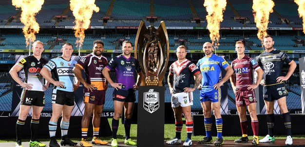 2017 Telstra Premiership Finals Series launched