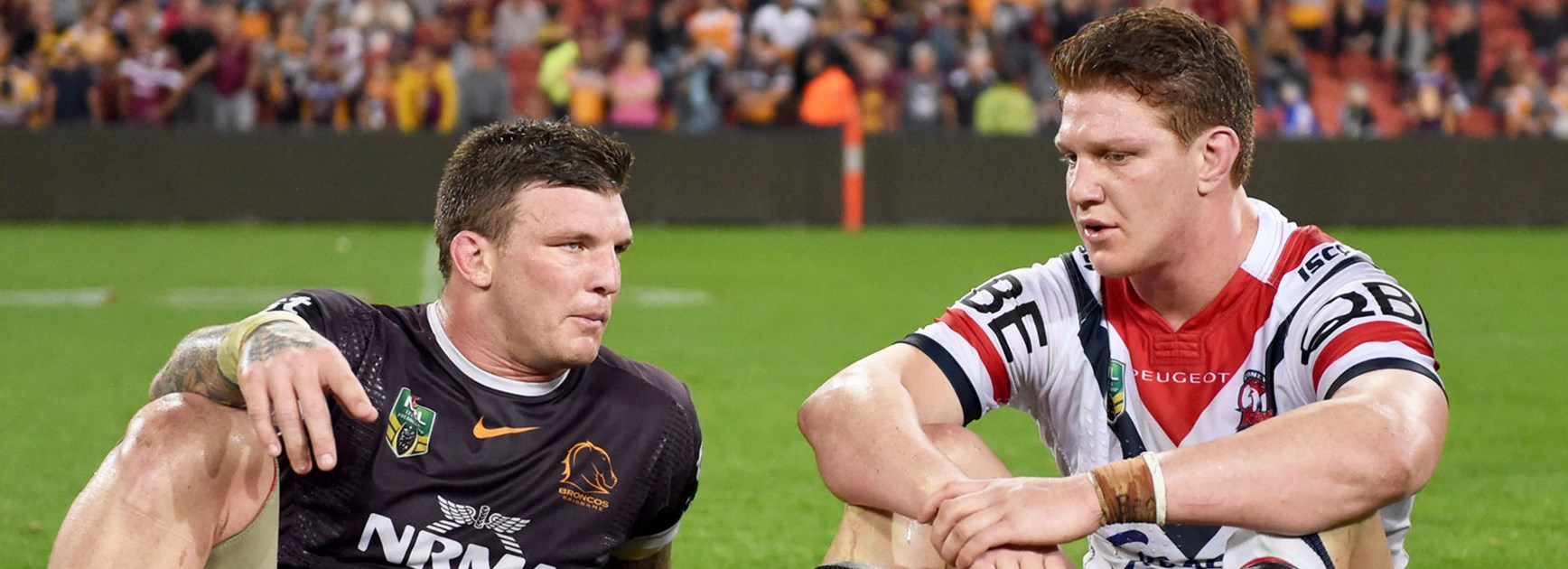 McGuire and Napa's 'friendly' rivalry
