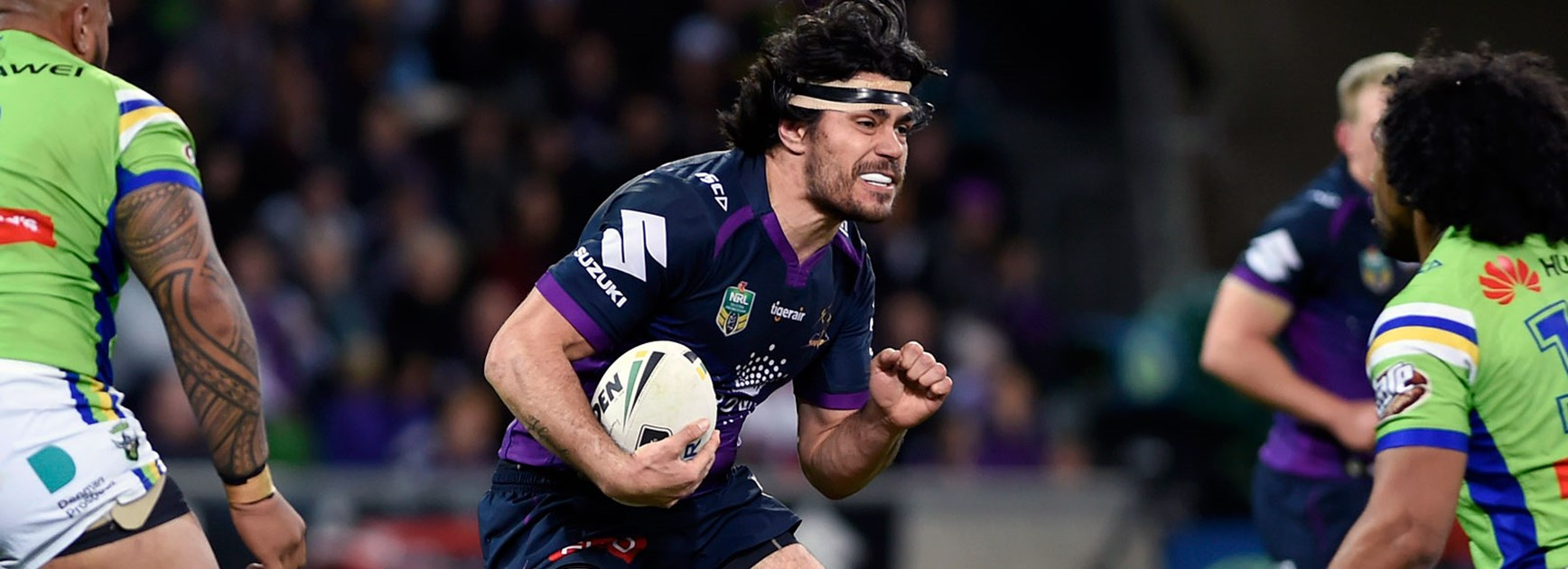 Harris preparing for Storm farewell