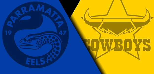 Eels v Cowboys: Schick Preview