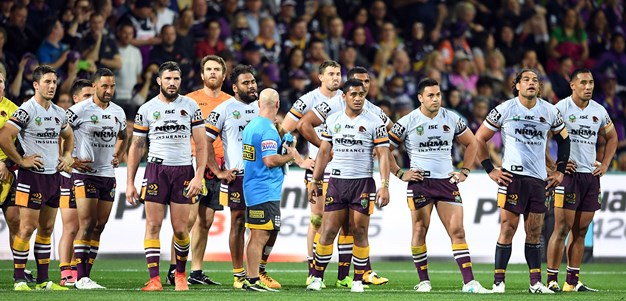 Spine alterations catch up with Broncos