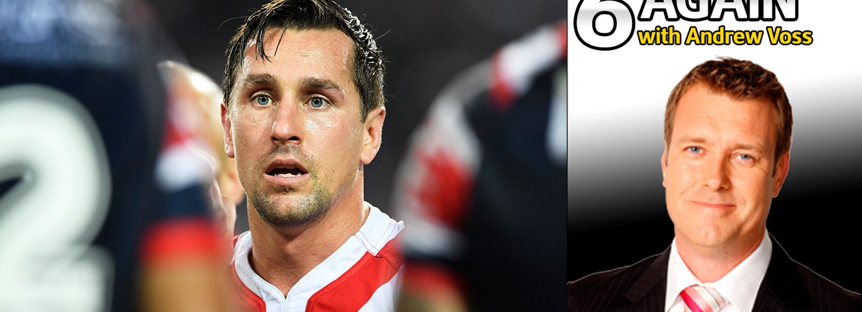 Andrew Voss says Sydney Roosters halfback Mitchell Pearce could be collateral damage in the business of football.