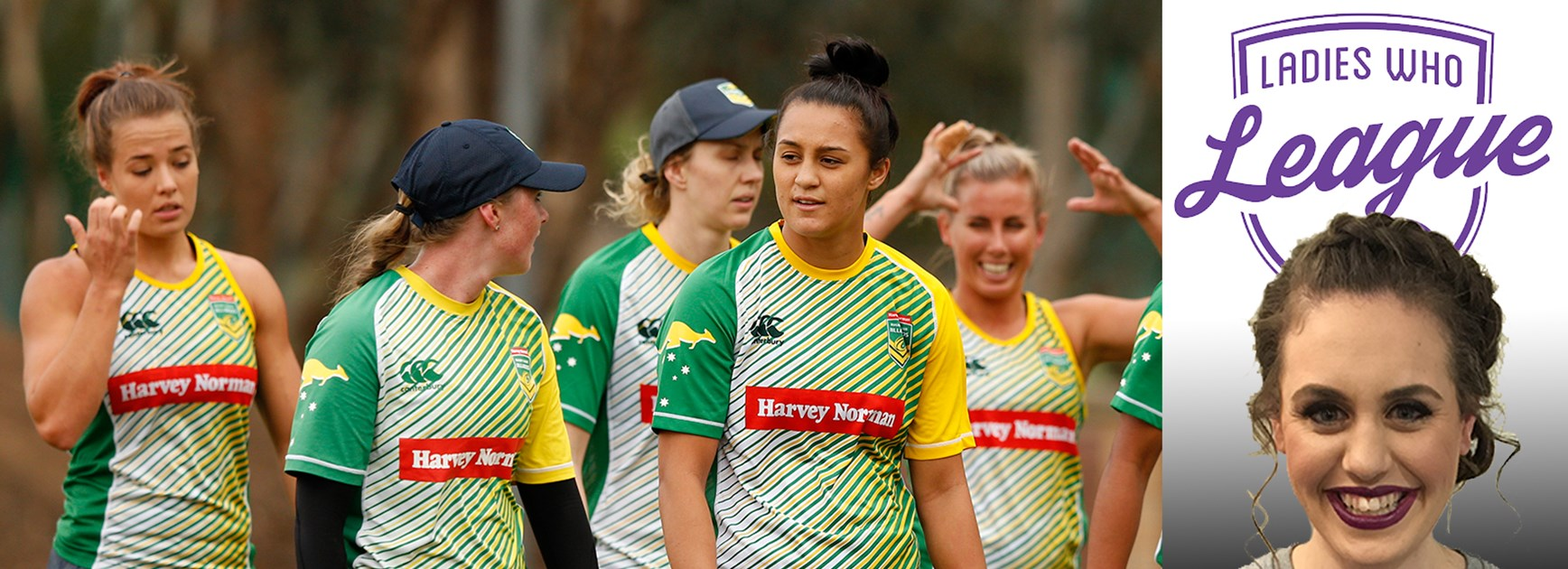 Jillaroos to watch at the World Cup