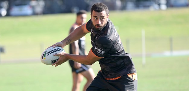 Wests Tigers predicted round 1 line-up